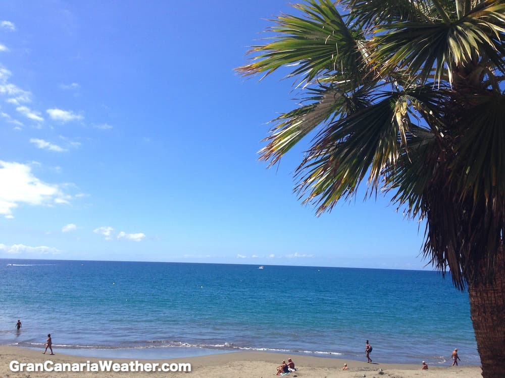 Gran Canaria Weather March Patalavaca Beach 2016