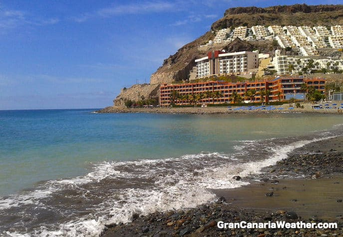 Gran Canaria Weather March Playa del Cura 2013