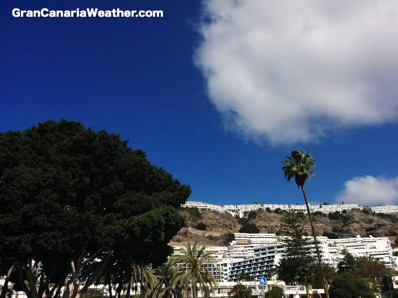 Gran Canaria Weather March Puerto Rico 2015