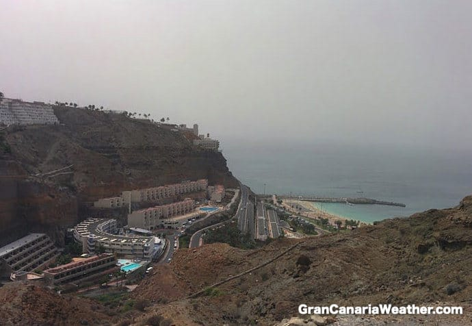 Gran Canaria Weather March Puerto Rico 2016
