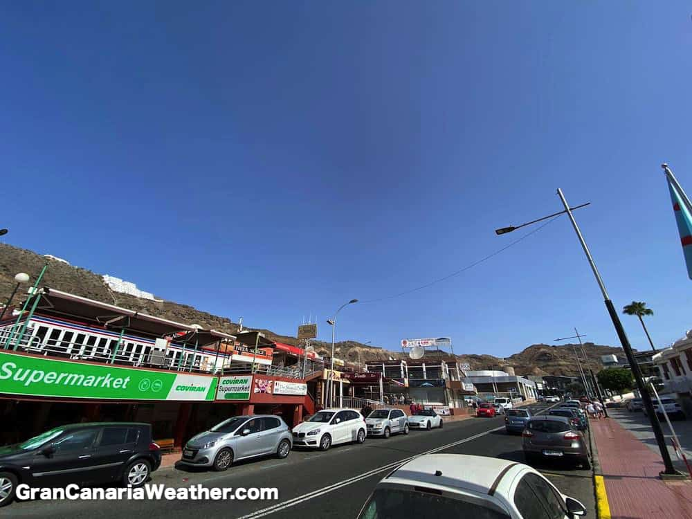 Gran Canaria Weather March Shopping Center Puerto Rico 2020