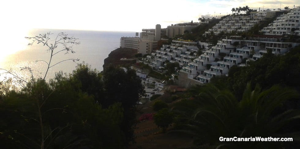 Gran Canaria Weather October Altamar Puerto Rico 2012