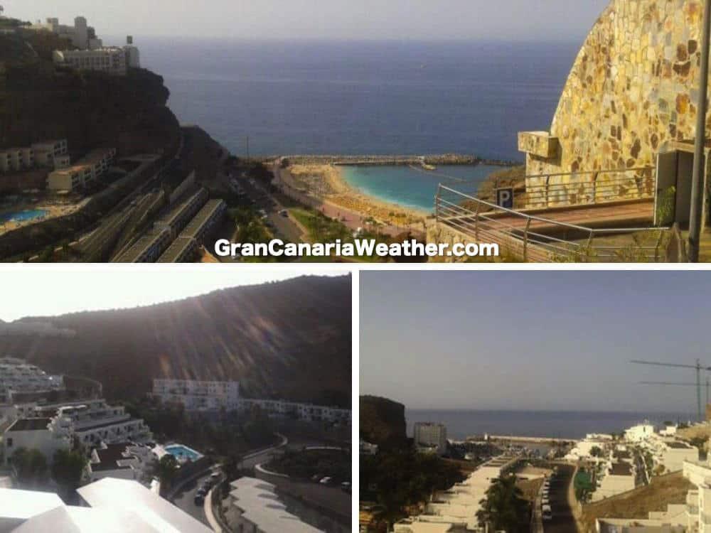Gran Canaria Weather October Puerto Rico 2012