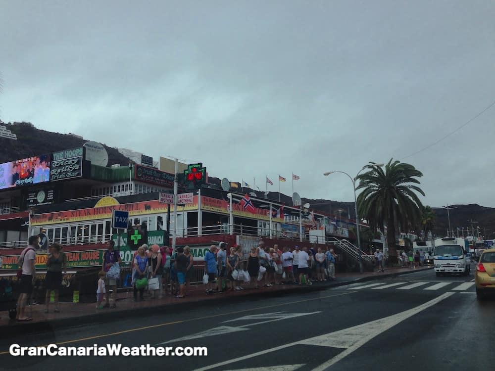 Gran Canaria Weather October Puerto Rico 2015