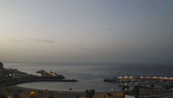 Gran Canaria Weather October Puerto Rico webcam 2014