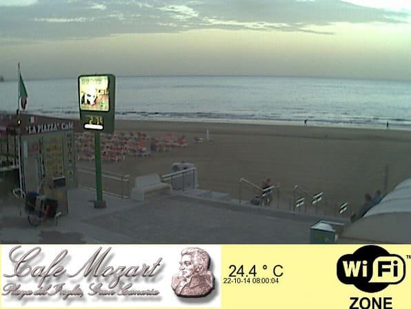 Gran Canaria Weather October Playa del Ingles webcam 2014