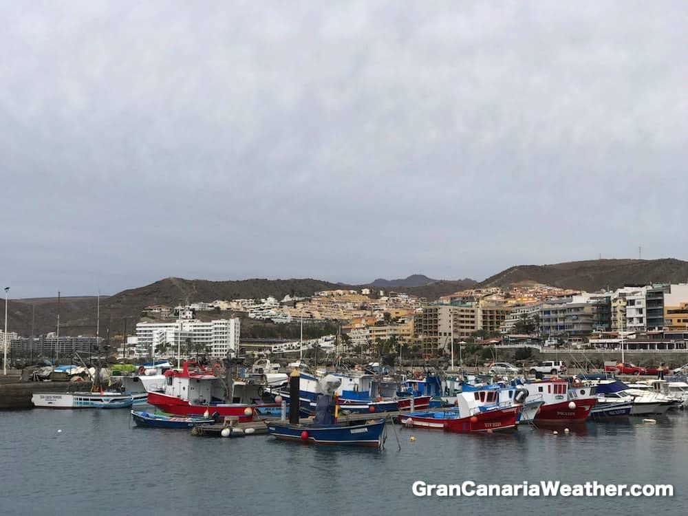 Gran Canaria Weather November Arguineguin 2017