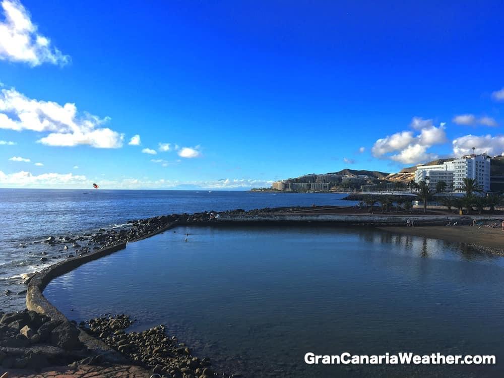 Gran Canaria Weather November Costa Alegre Arguineguin 2016