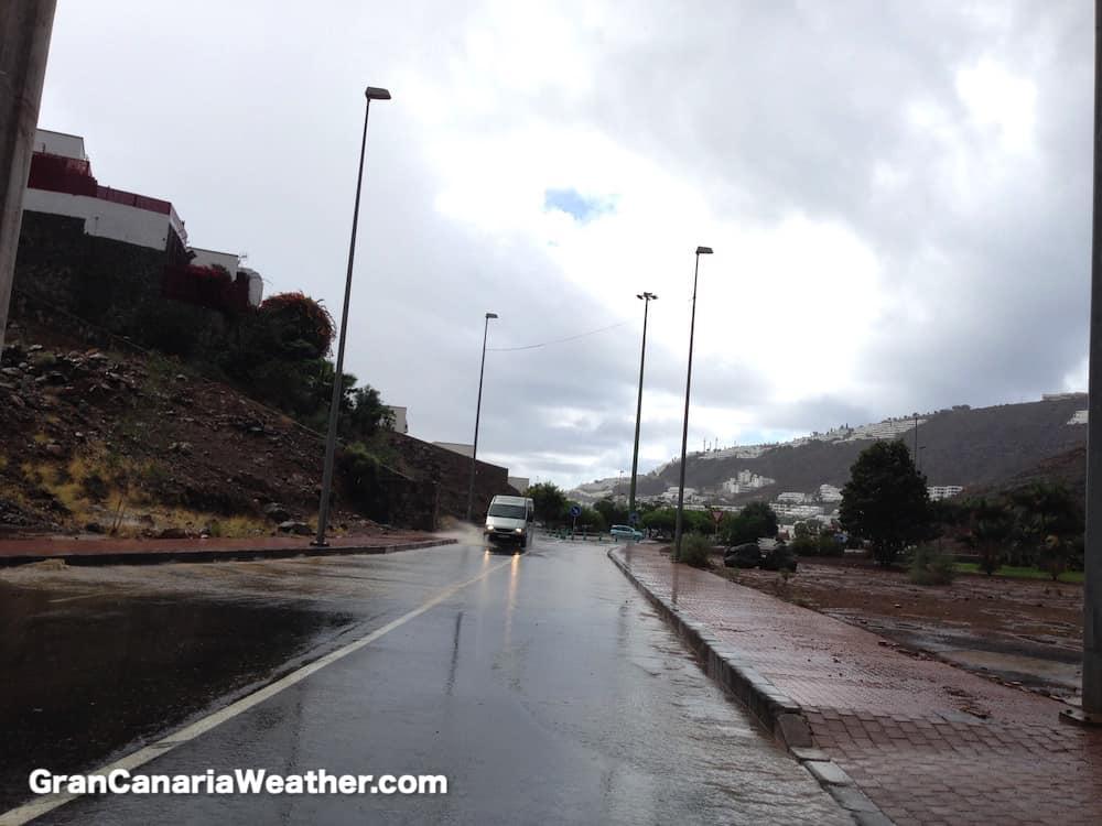 Gran Canaria Weather November Motor Grande Puerto Rico 2014