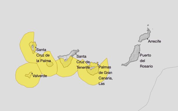 Gran Canaria Weather July Heatwave 2020