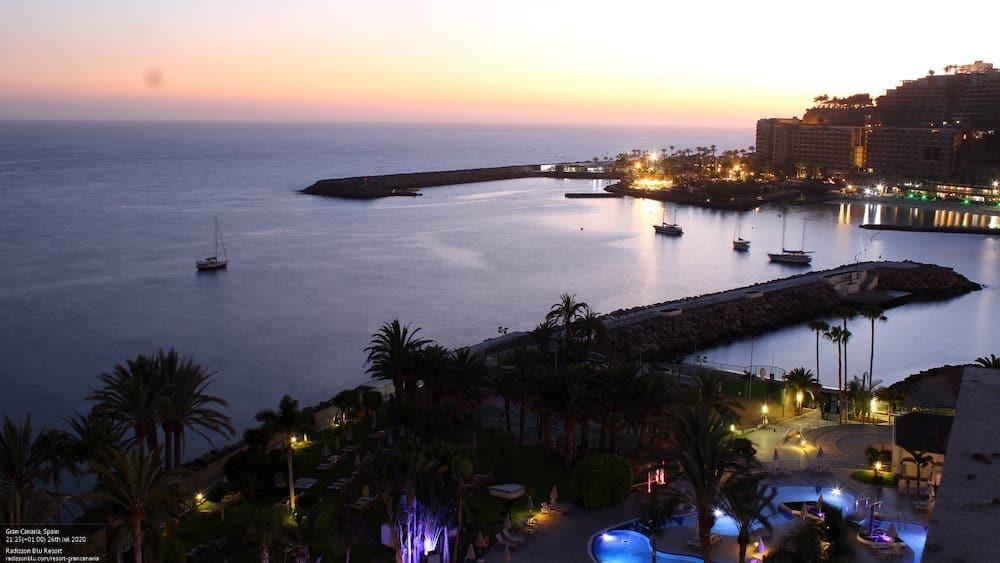 Gran Canaria Weather July Radisson Blu Resort 2020