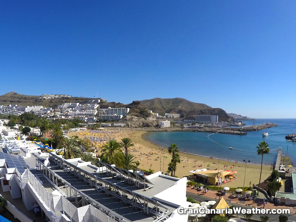 Gran Canaria Weather November Puerto Rico 2015
