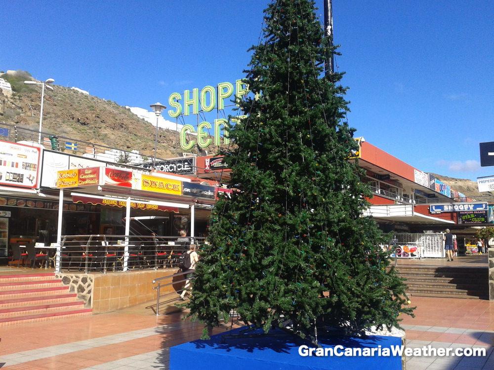 Gran Canaria Weather November Puerto Rico Shopping Center 2012