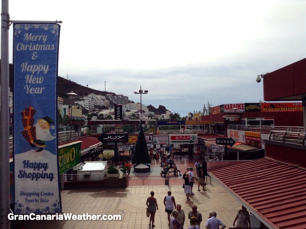 Gran Canaria Weather November Puerto Rico Shopping Center 2013