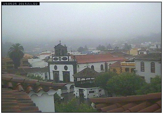 Gran Canaria Weather November San Mateo 2015