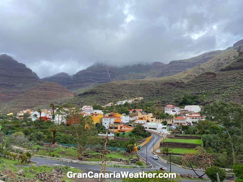 Gran Canaria Weather January 2021 | Cercados de Espino