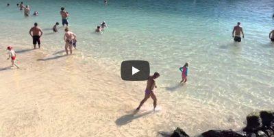 Amadores Beach Video