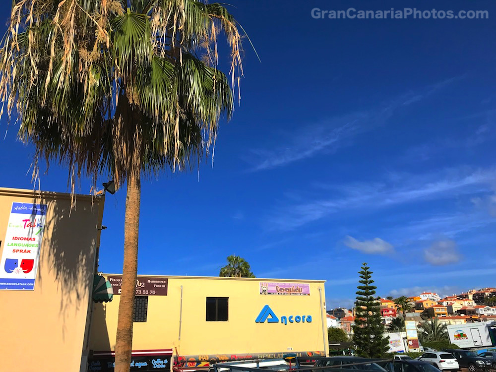 Ancora Shopping Center Arguineguin Gran Canaria