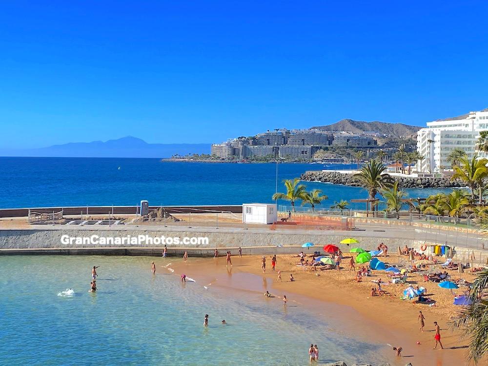 Costa Alegre Beach Arguineguin Gran Canaria 2021
