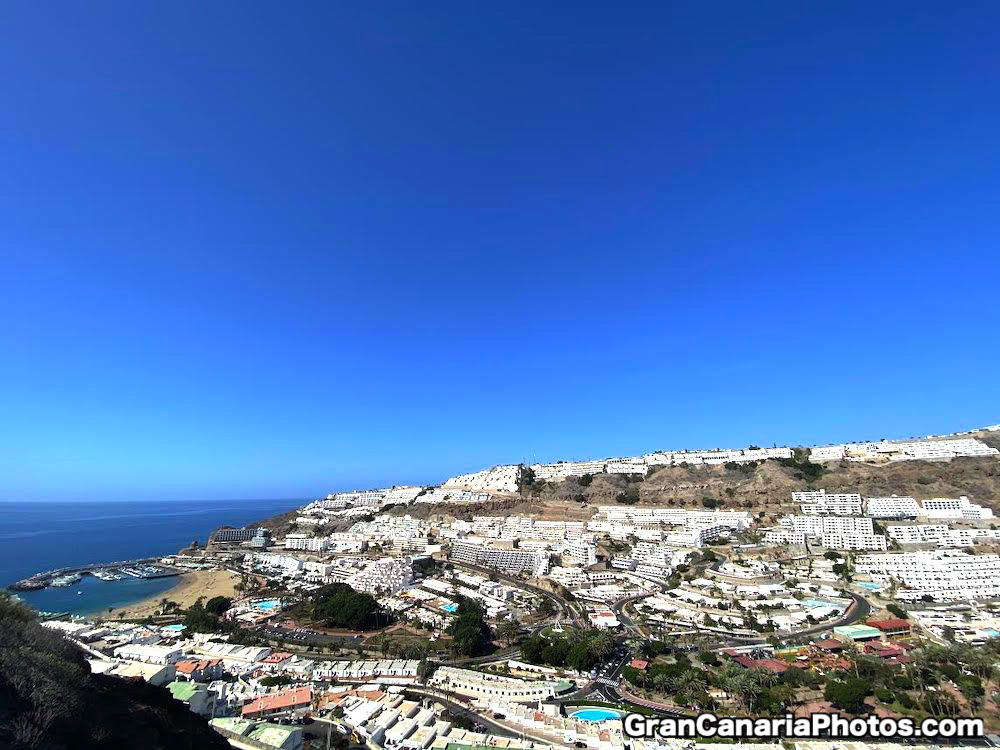 Puerto Rico Valley Gran Canaria