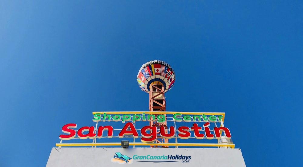 San Agustin Shopping Center Gran Canaria