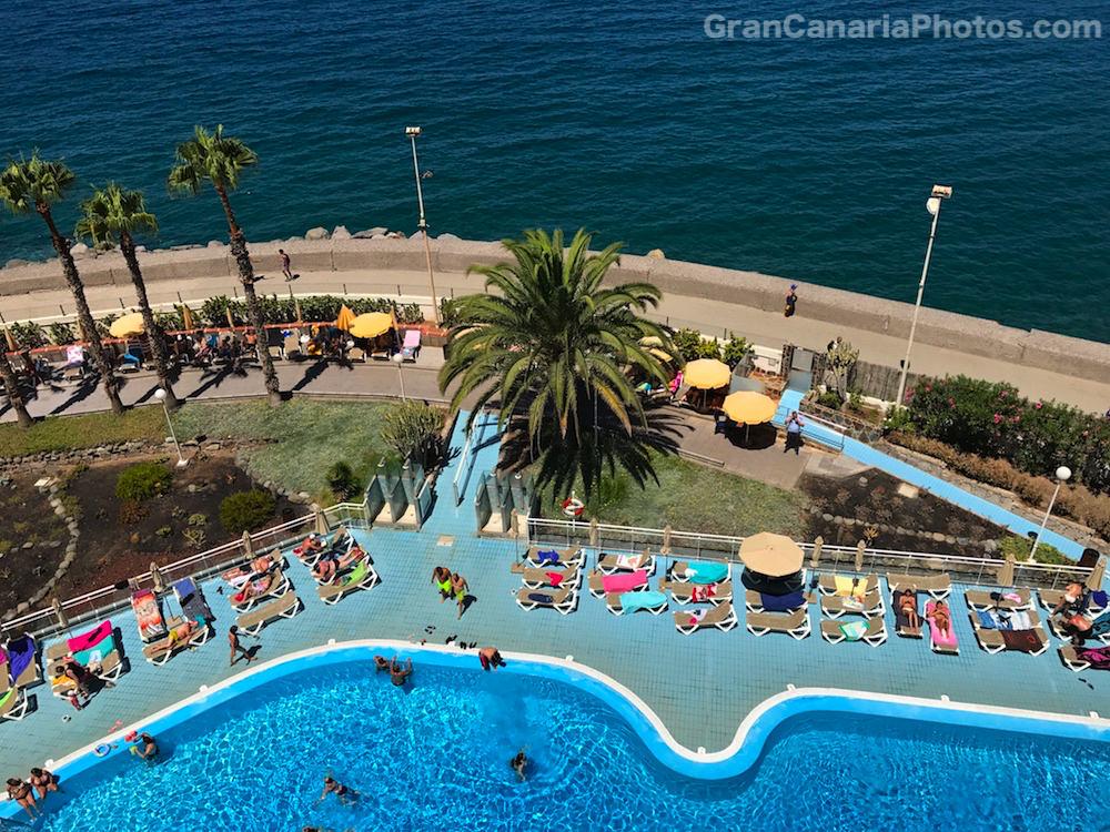 Servatur Green Beach Hotel Pool Arguineguin Gran Canaria