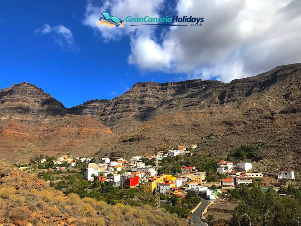 Cercados de Espino Gran Canaria