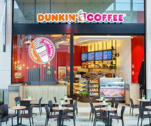 Dunkin Coffee Alisios Gran Canaria
