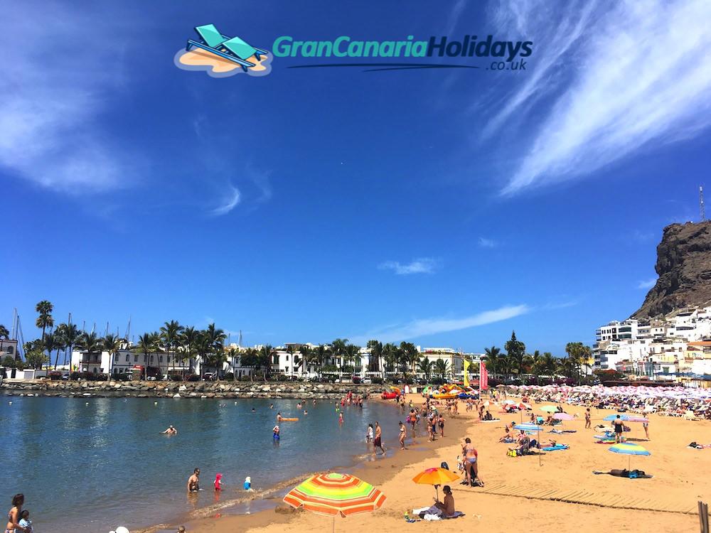 Mogan Beach Gran Canaria