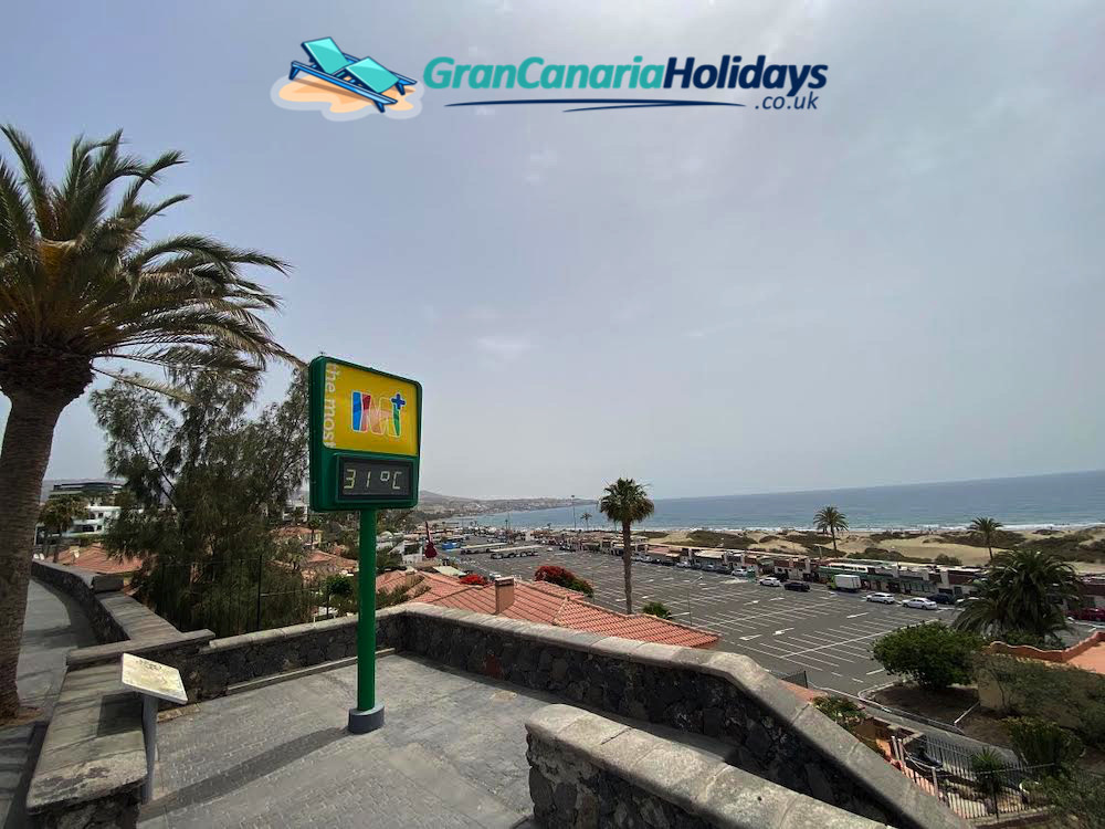 Gran Canaria Weather June Playa del Ingles 2021