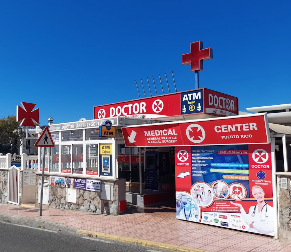 Gran Canaria Antigen Test Puerto Rico